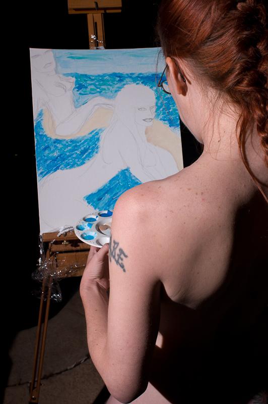 Nude Art Night