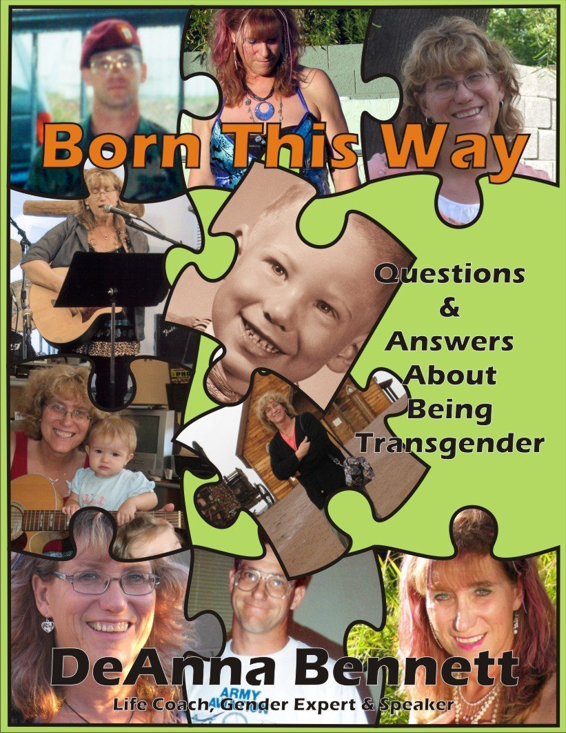 Born This Way: Questions & Answers about Being Transgender