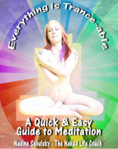 Everything is Trance-able: A Quick & Easy Guide to Meditation 80 pages