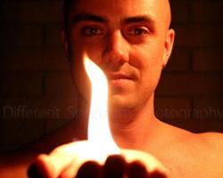 Nathan Firelight: Silver Show