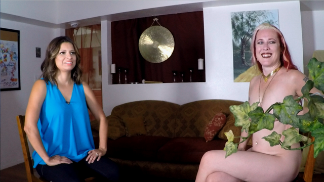 The Naked Life Coach on The List with Kristina Guerrero